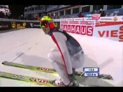Thomas Morgenstern wins the Four Hills Tournament - Bischofshofen - 06.01.2011