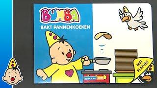 Kijk Bumba bakt pannenkoeken filmpje