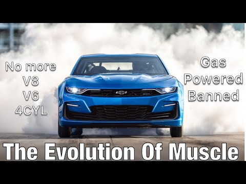 The End Of The V8 | What Do You Call Muscle