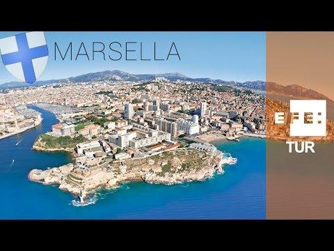 Marsella, ciudad portuaria abierta al mundo desde Francia