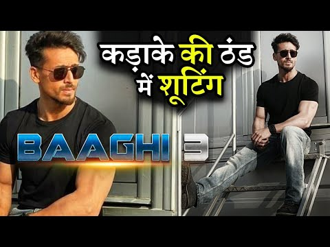 Tiger Shroff and Shraddha Kapoor Baaghi 3 Shooting in Bitter Cold in Serbia Mp3