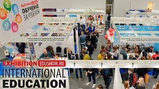 Выставка «Обучение за рубежом» International Education Show