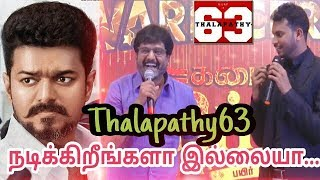 Thalapathy 63 trailer