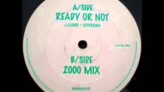 JJ Louis & Sovereign - Ready Or Not