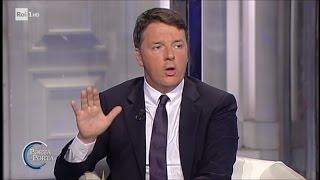 Renzi e il caso Consip: la verità viene sempre a galla - Porta a Porta 10/04/2017