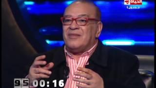 صلاح عبدالله : مرتضى منصور نجح في ادارة الزمالك.. والبرادعي مُغرض