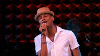 """J'SUN - Remy Shand's """"The Way I Feel"""" - CANADA DAY 2013 at Joe's Pub/NYC"""