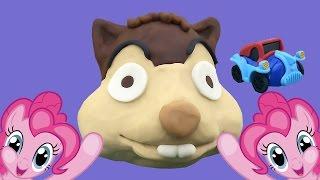 Май Литл Пони - Элвин и Бурундуки 4, мультики для детей, детские игрушки