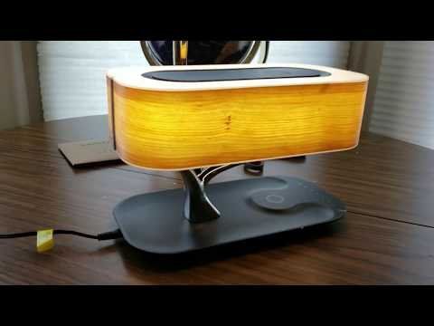 (Episode 2132) Amazon Prime Unboxing: Ampulla  Lamp Bluetooth Speaker and Wireless Charger @amazon