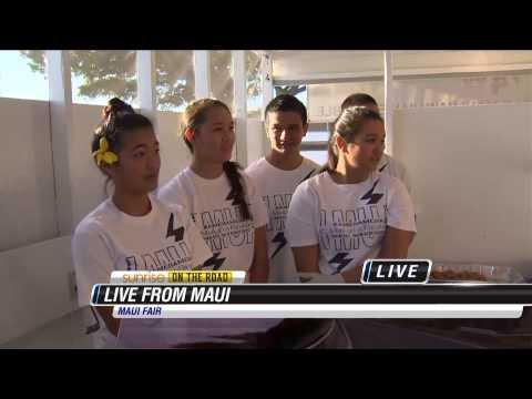 Maui County Fair - Kamehameha School Maui - Poi Mochi