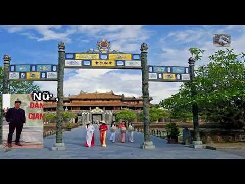 Karaoke Hát Chèo Song Ca _ Gửi Huế Thương Yêu _ SL : Hưng Thiên Huy