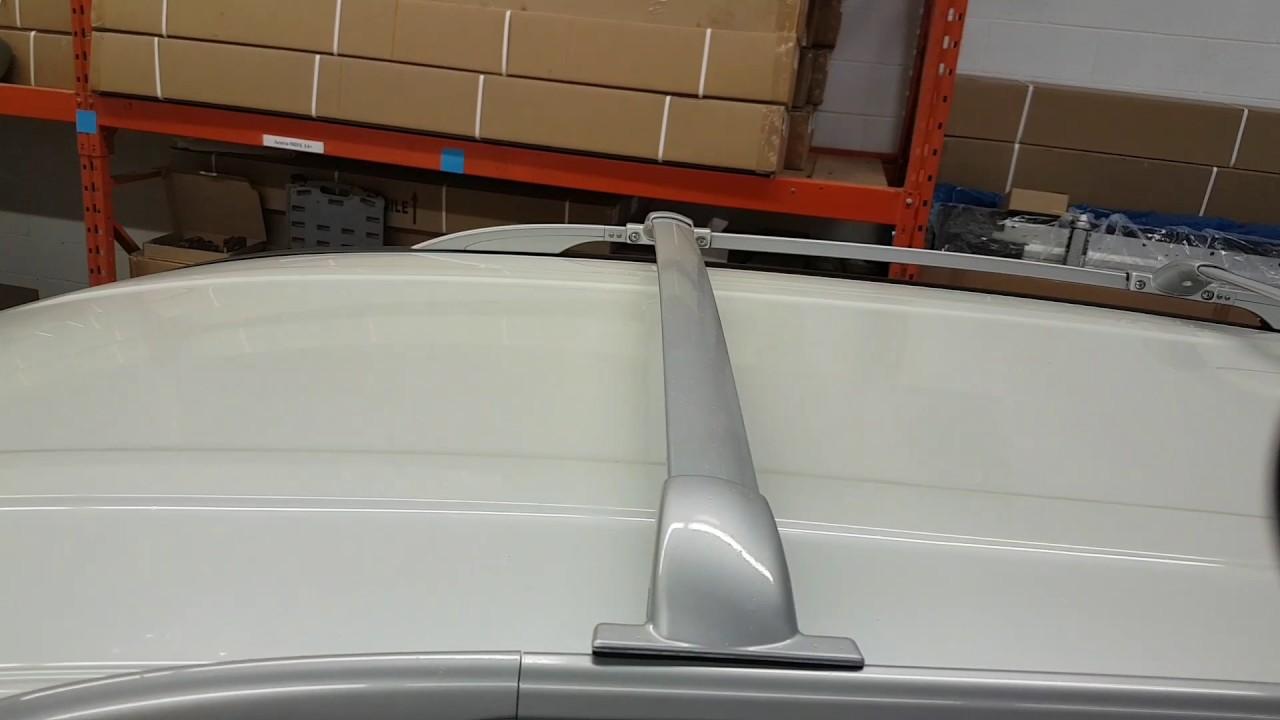 oem fit 2015 nissan pathfinder roof rack
