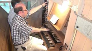 Gerben Mourik improvisatie Wachet auf, ruft uns die Stimme