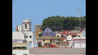 3 BEDROOMS. 2 BATHROOMS. 5TH FLOOR APARTMENT WITH LIFT. DENIA