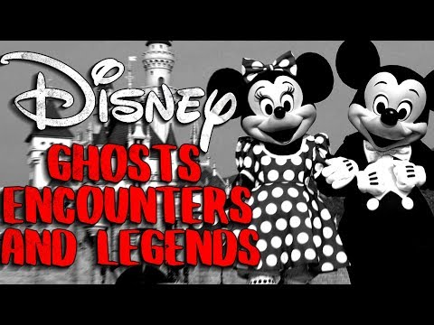 True Disney Ghost Stories, Encounters, Legends, and Photos