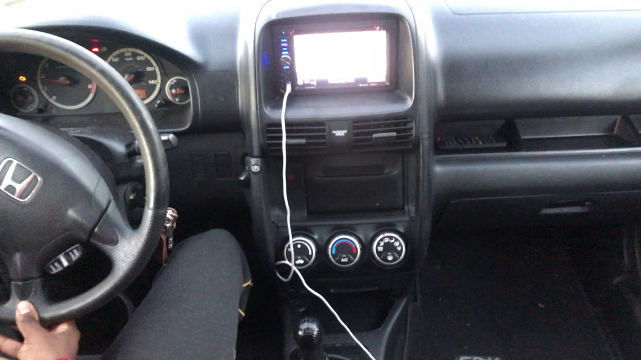 2006 honda crv manual transmission