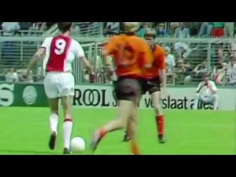 Skills of Marco van Basten