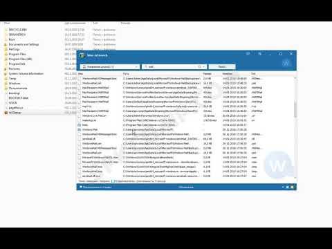 Wise JetSearch программа для быстрого поиска файлов.