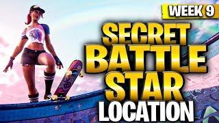 WEEK 9 SECRET BATTLE STAR LOCATION SEASON 9 FORTNITE Find the Secret Battle Star in Loading Screen 9