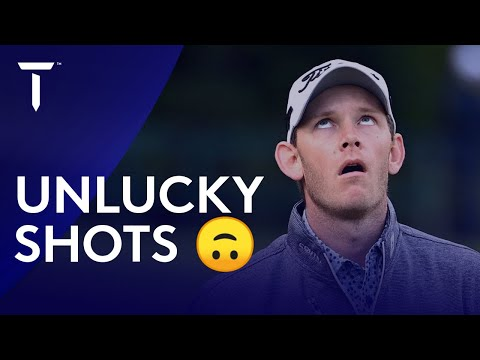 Unluckiest Golf Shots of the Year | Best of 2020