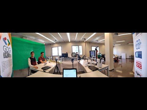 1er Webinar Laboratoris TIC: Cohetes de Agua desde la iniciativa P.E.R.A. de LleidaDrone