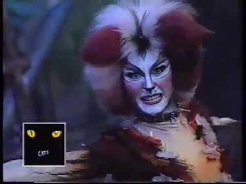 CATS - Trailer Stuttgart 2001 (with Hamburg footage)