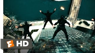 Transformers: Dark of the Moon (7/10) Movie CLIP - Army Rangers vs. Decepticons (2011) HD