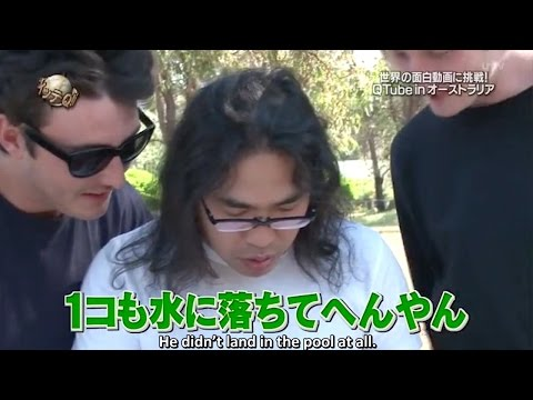 Jeffabel and Friends on Japanese TV
