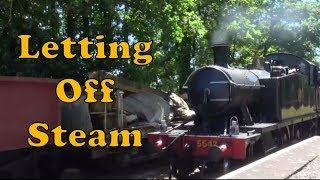 Narrowboat Life - 2018 - No.42 - Letting Off Steam - Ashby Canal