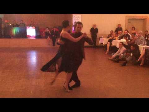 Michelle Marsidi + Joachim Dieticher 2017 Toronto Tango Festival 3 of 4