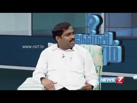 Velmurugan interview in News7