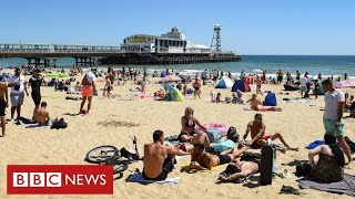 """Lockdown relaxed as govt """"reasonably confident"""" it is safe - BBC News"""