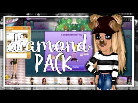 Diamond Pack + Level 30/21 // uk msp