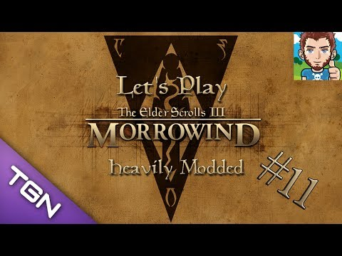 """heavily-modded-morrowind-ep.-11-""""tomb-raiding-and-cave-delving"""""""