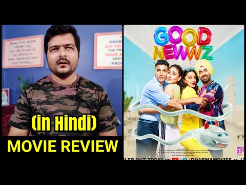 Good Newwz - Movie Review