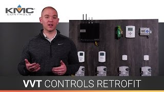 Performing a VVT Retrofit with KMC Controls