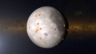 NASA | New Craters on the Moon
