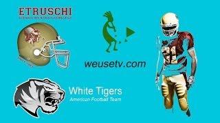 Etruschi Livorno Vs White Tigers Massa - 3Q - (40-20) - 27/04/14