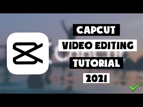 Cách tạo video Tik Tok ảnh nhảy theo nhạc bằng Capcut cực dễ mới nhất 2021-Capcut edit tutorial 2021