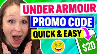 Under Armour Promo Code \u0026 Coupon 2021 MAX Discount For Free Clothes
