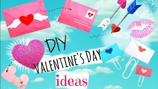 DIY Valentine's Day Gifts & School Supplies Ideas | Easy & Cute Ideas