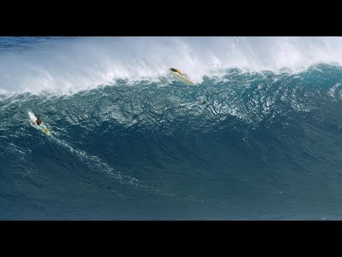 """Bethany Hamilton Talks Surfing Pe'ahi   From The Upcoming Film """"Unstoppable """"(teaser)"""