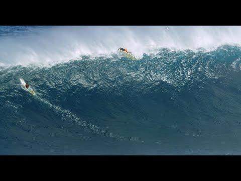 Bethany Hamilton Talks Surfing Pe'ahi  From The Upcoming Film