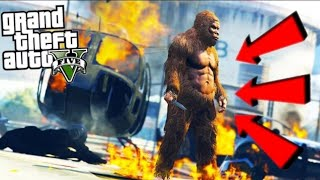 GTA 5 : MILITARY COLONEL OFFERS MICHAEL TO FIND BIG FOOT  || BB GAMING