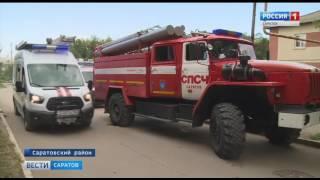 Причины обрушения части жилого дома выясняют в п. Расково