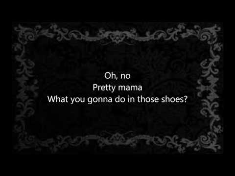 Eagles - Those Shoes (lyrics)