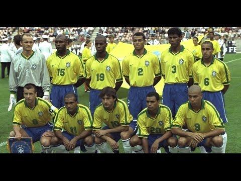 Selecao Brasileira 97 98 Jogos Youtube