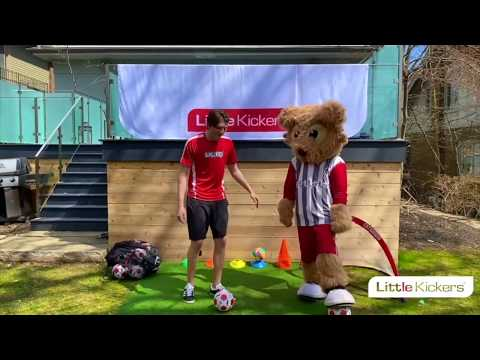 Little Kickers | Welcome To Lesson 22 | Football For Kids