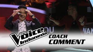 judika sampai split agar ario pilih dia   the blind audition eps 6   the voice indonesia 2016