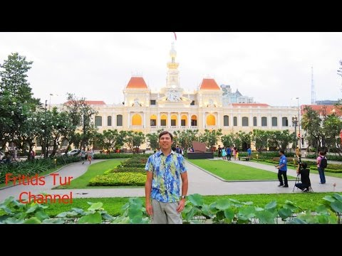 Travel to Saigon City 2017 Review Ho Chi Minh Vietnam
